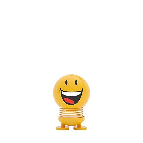 Hoptimist, 9152-20, Baby Smiley Joy, Spielefigur, Wackelfigur, Klein, Gelb (Joy)