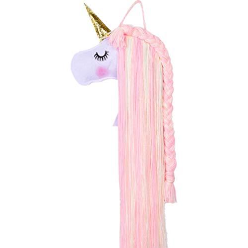 Amiispe Archiviazione di fermagli per Ragazze decorazioni per pareti Unicorno accessori per Capelli decorazioni per Feste a tema Unicorno per bambine