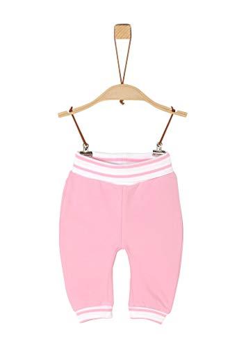 s.Oliver Junior Baby-Mädchen Jogginghose Hose, 4145 Puder pink, 68