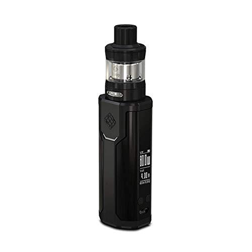 GEHÄUSE SINUOUS P80 WISMEC FULL KIT Ohne nikotin noch tabak* - Noir