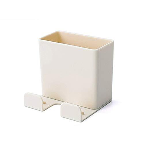 Merssavo 4Pcs Fernbedienungshalter Wandbox Organisation und Lagerung Wandhalterung Box
