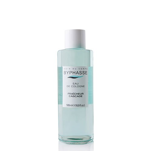 Byphasse Eau de cologne fraîcheur cascade - 500 ml