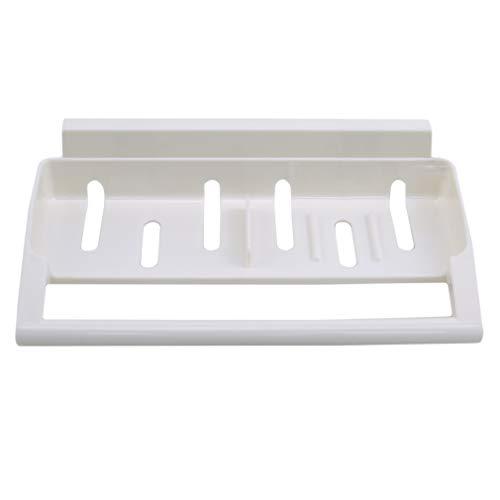 unknow Liangwan - Organizador de pared para baño (montaje en pared, adhesivo para almacenamiento de cocina y ducha)