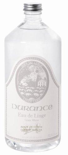 Durance en Provence - Wäschewasser (Eau de Linge) Baumwollblüte 1 Liter