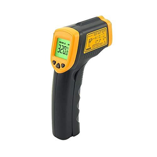Termómetro infrarrojo sin contacto Horno de cocina Termómetro de cocción de alimentos