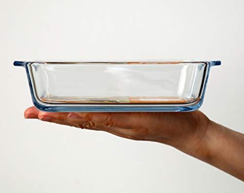 こちらは、アデリアの定番の耐熱ガラス製グラタン皿。万能に使えるベークックシリーズです。クリアなので火通りが確認しやすく、できあがった料理をよりシンプルに引き立ててくれます。サイズが3種類で、こちらはM。SMLは入れ子にできるので収納もコンパクトです。
