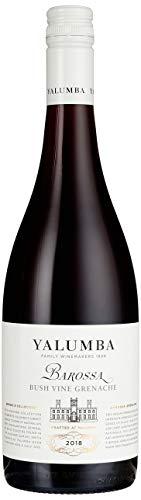 Yalumba Barossa Bush Vine Grenache 2018 South Australia Wein trocken (1 x 0.75 l)