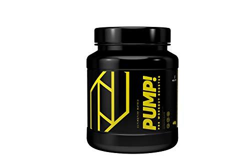 Neosupps Pre Workout Booster Pump 'Tropical ' / Trainingsbooster / 100% Kraft und Ausdauer/Pump beim Sport und Muskelmasse, Geschmack:Tropical