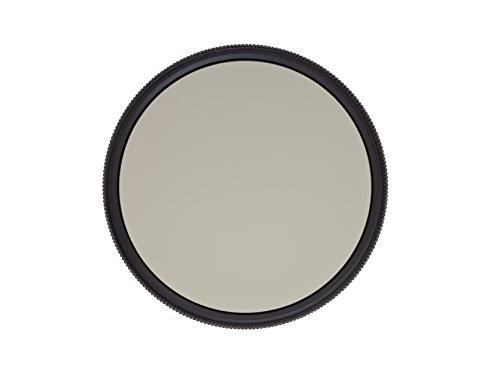 Heliopan 580081072 - Filtro polarizador (Circular, 72 mm), Negro