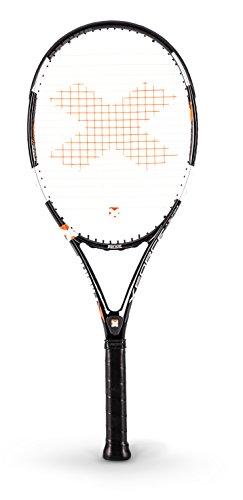 Pacific–BX2X Force Team 1.45de Cabra de con móvil–Raqueta de Tenis, Color Negro/Blanco, tamaño 0