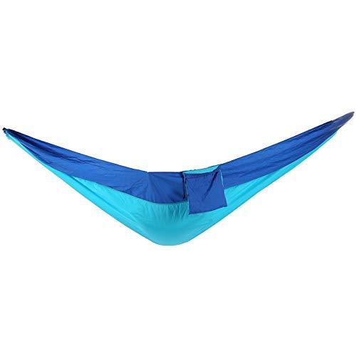 Alomejor Hamaca Hamaca para Acampar al Aire Libre Cama Colgante Multifuncional para 2 Personas