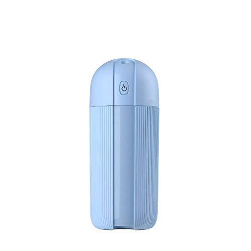 WZHZJ Humidificador, humidificador, humidificador de Vapor frío, ultrasónico Sitio del bebé humidificador for Toda la Noche hidratante, un Funcionamiento silencioso y sin Agua Auto Protección Off