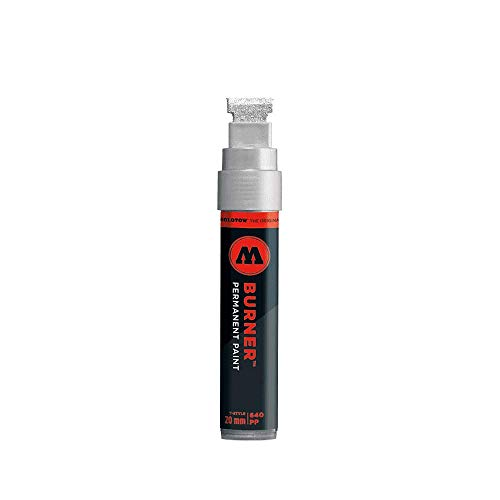 Molotow BURNER PERMANENT PAINT MARKER 640PP, burner chrome