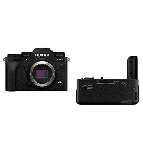 Fujifilm X-T4 Mirrorless Camera Body - Black +...