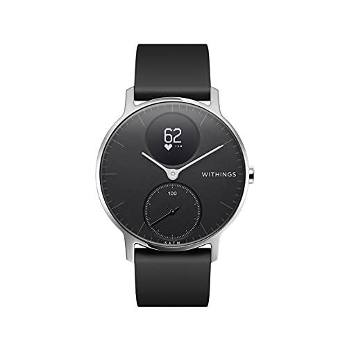 Withings Steel HR Smartwatch Ibrido Orologio sportivo con misurazione della frequenza cardiaca,...