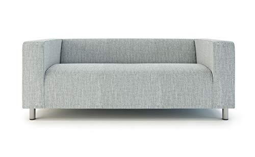 TLY Funda de sofá de 2 plazas para sofá Ikea Klippan, ajuste cómodo y ceñido