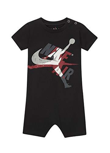 Nike Air Jordan Body Bebé Negro 557112-023 Negro 0 meses