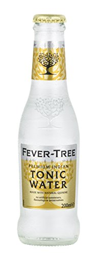 Fever Tree Premium Indian Tonic Water 24 x 200ml