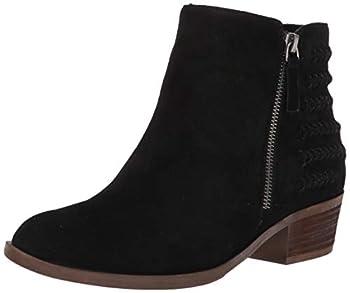 Kensie Women s Granger Ankle Boot Black 8 M US