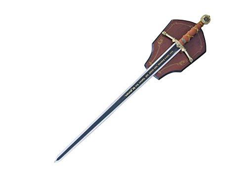 Vogler 774-2230 Replik Kreuzritter Schwert Ledergriff Deko Ritter