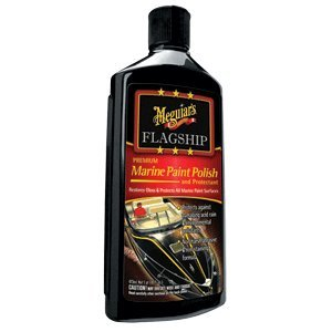 MEGUIAR'S MARINE PREMIUM POLISH SEALANT boating equipment