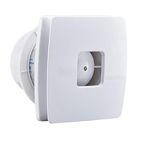 Ventilation Extractor Fan Dunstabzugshaube, für Bad und Küche, geringer Energieverbrauch 18W, leiser Betrieb 35 dB und hoher Wirkungsgrad 240m2 / h