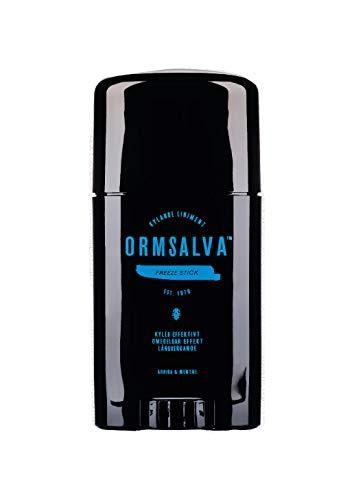 Ormsalva Muskelcreme Freeze Stick 50ml - Ormsalva gehört Skandinavien weit zu den meist verkauften und beliebtesten Einreibungen. Ein Klassiker, der seit den 1970er Jahren