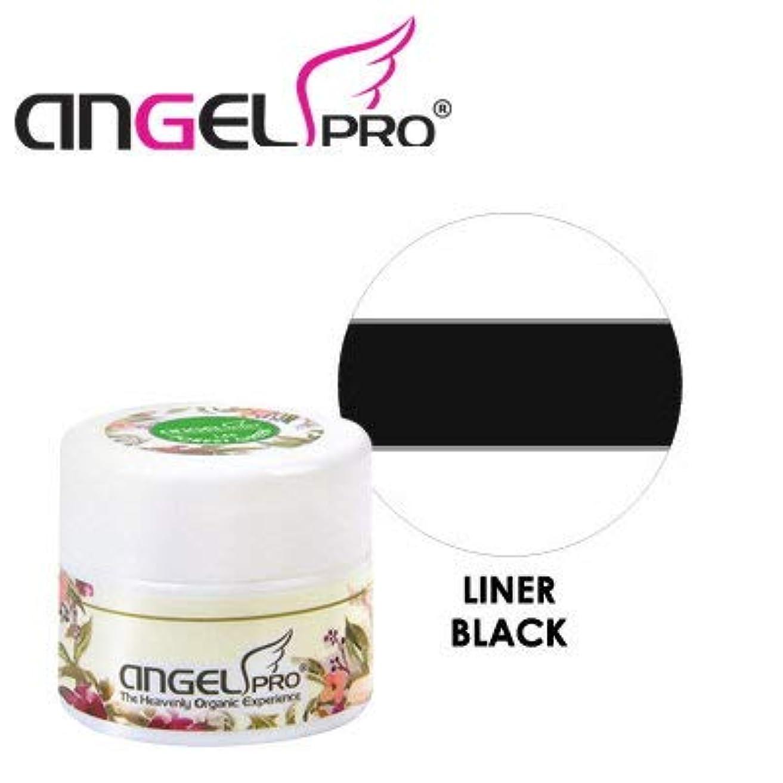 維持飛躍尊敬ANGEL PRO ポットジェリー LINER BLACK 4g