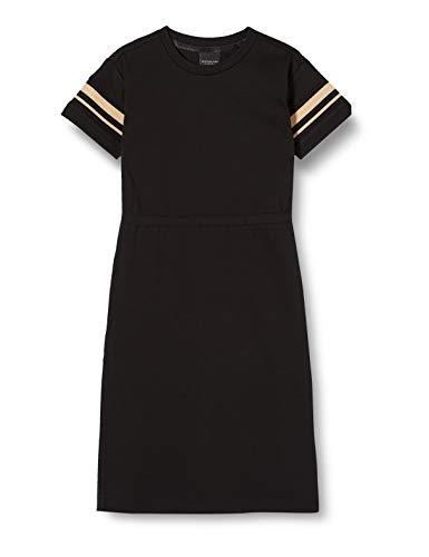 Scotch & Soda Mädchen Langes T-Shirt Kleid, Mehrfarbig (Combo A 0217), 152 (Herstellergröße: 12)