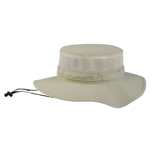 Mcap Taslon UV hydrofuge Seau Chapeau - Vert -