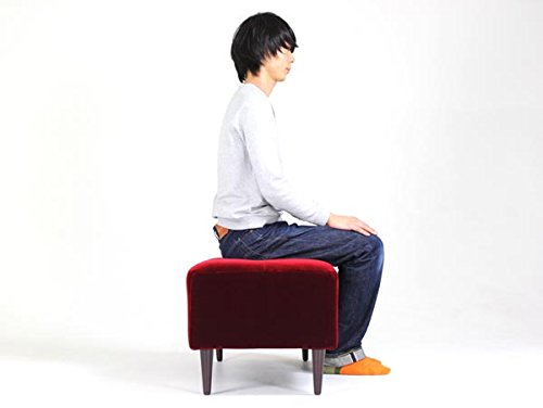 arneダイニングソファソファーリビング長椅子ベンチベンチソファー背もたれなし玄関チェアスツールBaggyRG2×5モケットグリーン