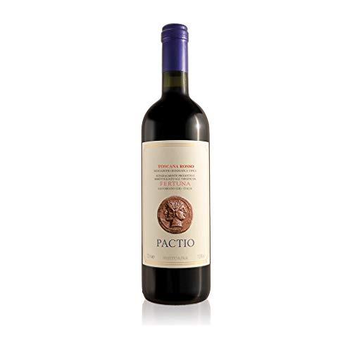 Tenuta Fertuna - Pactio (box 6 x 0,75l) Mr. Vino rosso fermo