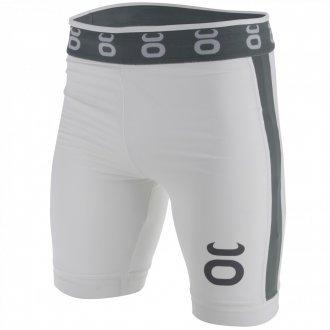 Tenacity MMA Vale Tudo Long Fight Shorts - Black - XL