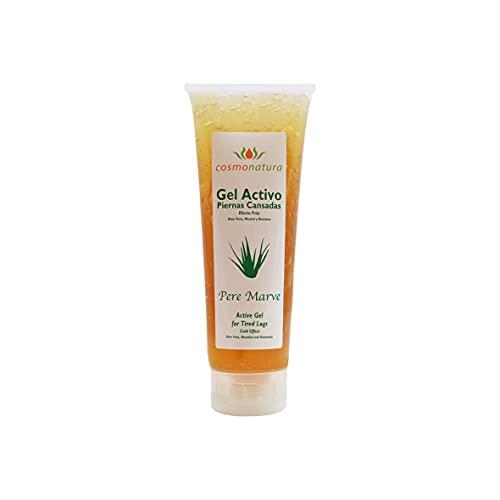 Ib Cosmetics 40190 – Gel Actif pour jambes fatiguées, effet froid