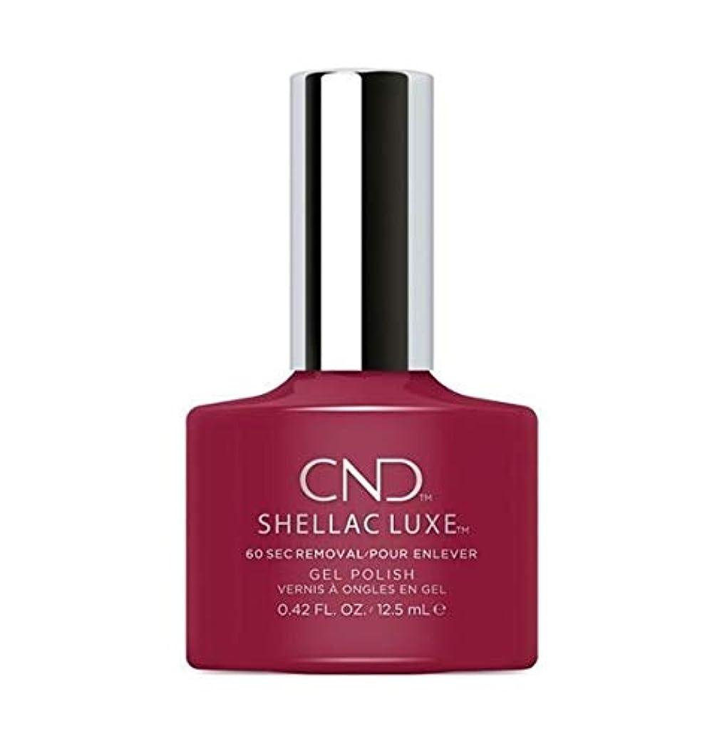 ドリルピッチ雲CND Shellac Luxe - Rouge Rite - 12.5 ml / 0.42 oz
