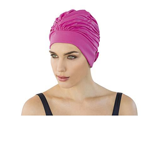 Fashy - Gorro de natación para mujer, tamaño único, color...