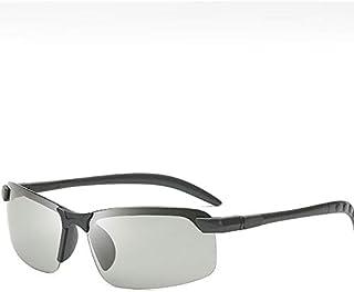 ZONJIE - Gafas de sol fotocromáticas para hombre polarizadas de color para visión diurna y nocturna