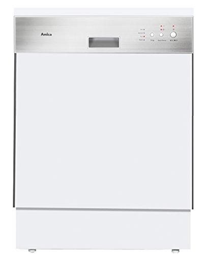 Amica EGSP 14596 E Spülmaschine, edelstahl