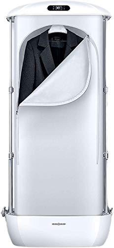 ZouYongKang Vapor de ropa colgante de vapor vaporizador de ropa, ropa de secado de ropa plegable Ahorro de energía (anión) Secadores de ropa Digital Automático, para ropa y tela, elimina rápid