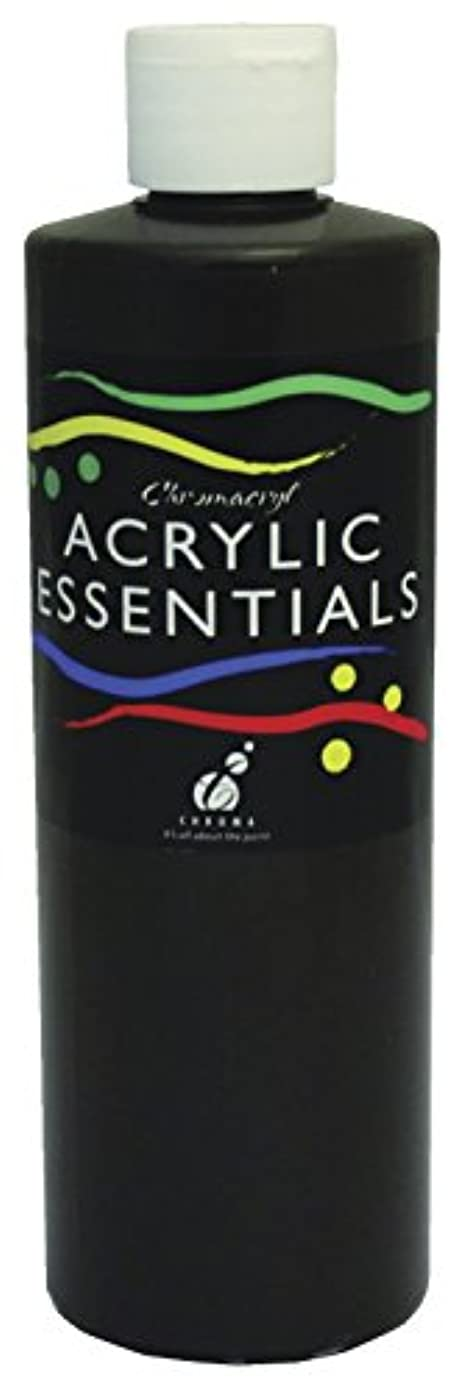 Chroma 50015 Acrylic Essential, 1 Pint Bottle, 2.38