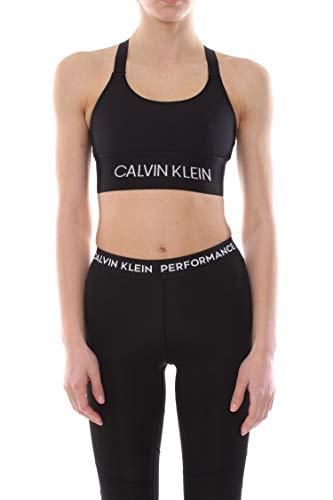 Calvin Klein Damen Sport-BH schwarz S
