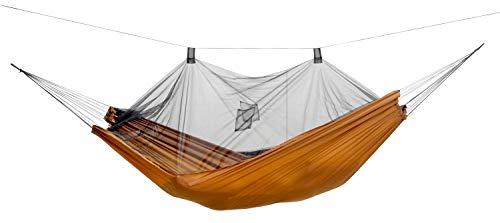 AMAZONAS Ultra-Light Hängematte Moskito Traveller PRO 450 g 220cm x 140cm bis 150kg