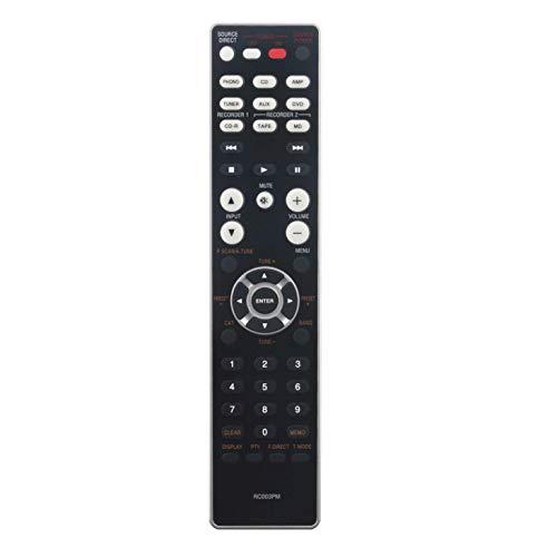 VINABTY RC003PM Fernbedienung für Marantz Audio-Video-CD-Player PM5005 PM6003 PM6003 PM6005 PM5003 PM6006