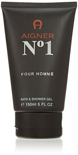 Etienne Aigner Number 1 Set homme/men, Showergel, 1er Pack (1 x 150 ml)