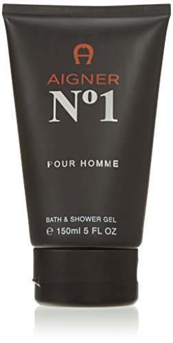 Etienne Aigner Number 1 Set homme/men, Showergel, 1er Pack (1 x 150 ml)