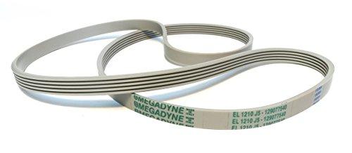 Megadyne–Keilriemen, Waschmaschine EL 1210J5(129077540)
