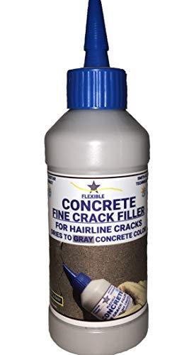 Bluestar Flexible Concrete Hairline Crack Filler (Gray)