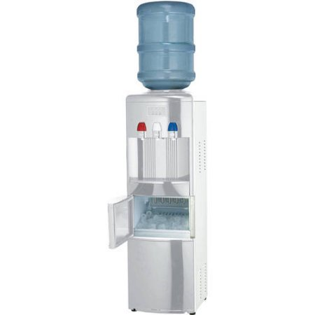 Igloo Premium Water Cooler/Dispenser with Ice Maker, White