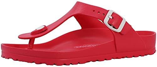 Birkenstock Gizeh Essentials Coral EVA Sandals 39 R EU