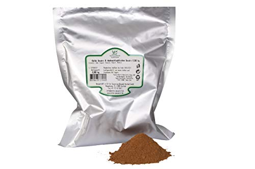 Kürbis Gewürz 0,300 kg/ Pumpkin Pie Spice, Perfekt für Kürbissuppe, Apfelkuchen und Weihnachtsplätzchen, Gewürzgroßhandel Krefeld, Prima Gewürzt